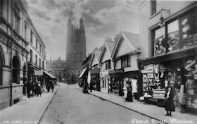 Church Street Wrexham
