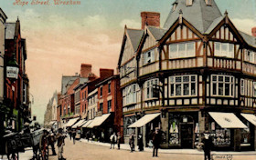 Hope Street Wrexham