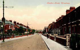 Ruabon Road, Wrexham
